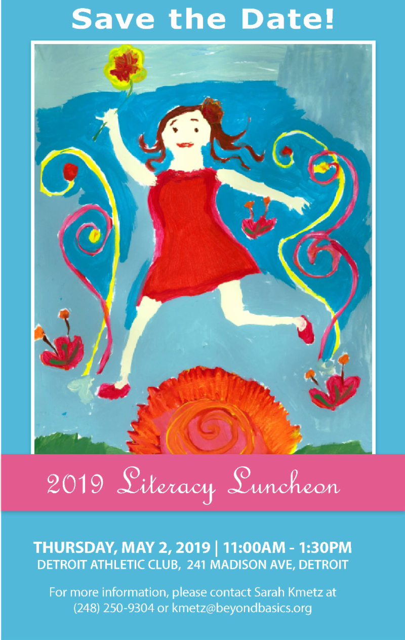 2019 Literacy Luncheon